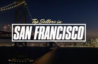 San Francisco: Top Selling Items
