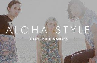 Floral & Shorts