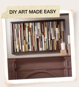 DIY Art Made Easy