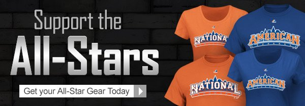 Get your All-Star Gear Today