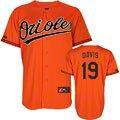 Chris Davis Baltimore Orioles Jersey: Alternate Orange Replica Jersey