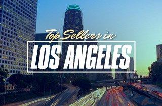 Los Angeles: Top Selling Items