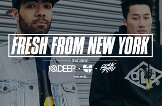 Fresh From New YorkFt. Rocksmith, WuTang, 10Deep, & More: