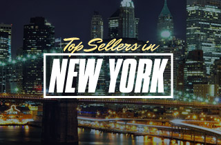 New York: Top Selling Items