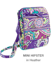 Mini Hipster in Heather