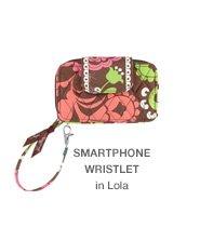 Smartphone Wristlet in Lola