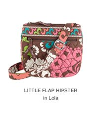 Little Flap Hipster in Lola