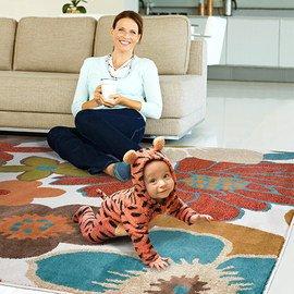 Artful Floor: Rugs