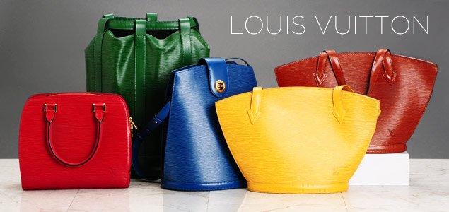 Louis Vuitton Preloved Handbags