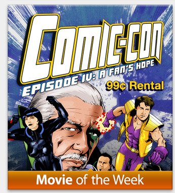 Movie of the Week: 99¢ Rental