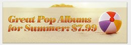 Great Pop Albums: $7.99