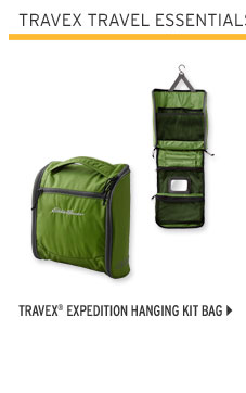 Travex® Hanging Kit Bag