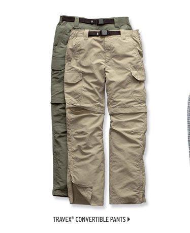 Travex® Convertible Pants