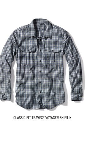 Classic Fit Travex® Voyager Shirt