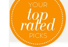 YOUR top rated PICKS