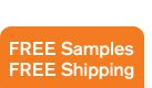 FREE samples FREE shipping