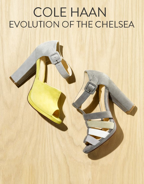 COOL HAAN EVOLUTION OF THE CHELSEA