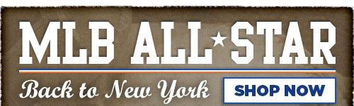 MLB All Star - Back to New York
