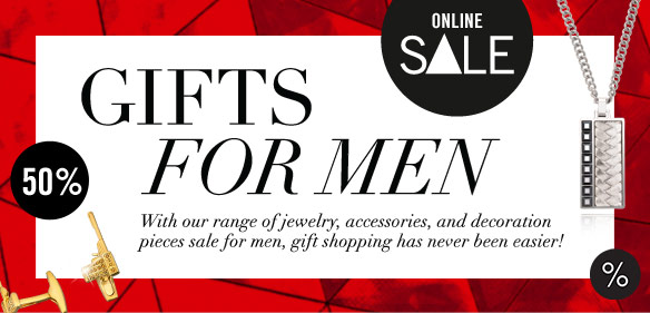 Shop great gifts on SALE for MEN now