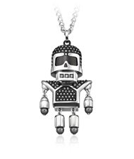 Tension Robot Pendant Limited Online Edition