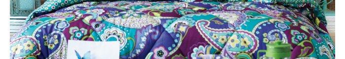 Comforter Set in Heather