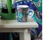Porcelain Mug in Heather