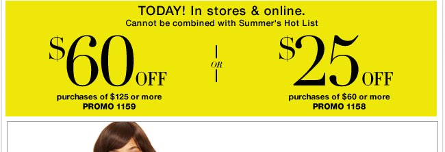 Shop NOW with your NEW coupon!