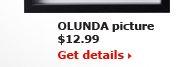 OLUNDA picture $12.99