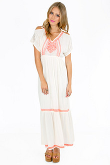 TRY THIS ANGLE MAXI DRESS 50