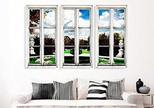 New Reductions: Windowpane Art