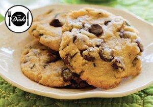 The Dish: Chloe Coscarelli's Vegan Mojito Chocolate Chip Cookies