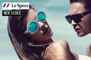 Le Specs: New Stock