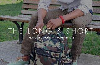 Pants and Shorts ft. Vestis