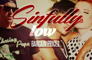 Sinfully Low Prices: Fresh Markdowns