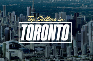 Toronto: Top Selling Items