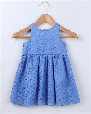 Beebay Mesh Girl's Dress