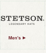 Shop Mens Stetson Hats