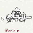 Shop Mens Shady Brady Hats
