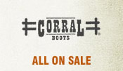 All Corral Boots on Sale