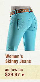 All Womens Skinny Jeans on Sale