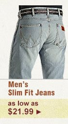 All Mens Slim Fit Jeans on Sale