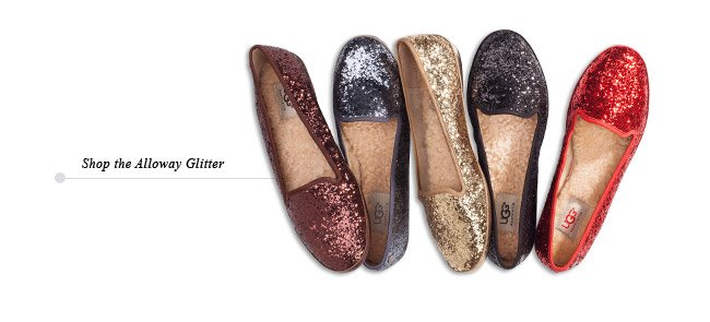 Shop the Alloway Glitter
