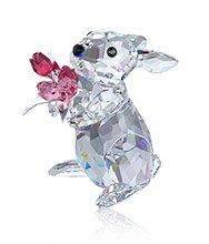 Rabbit with Tulips