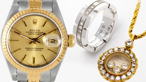 Pre-owned Watches and Fine Jewelry
