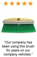 5 Stars - Our company been using this brush for years on our company vehicles.