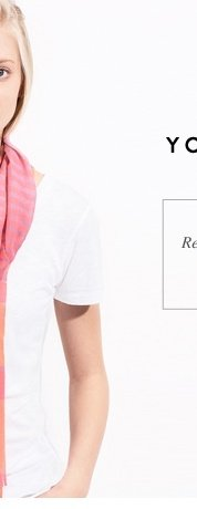 Rethink the way you wear scarves