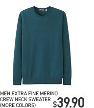 EFM CREW NECK SWEATER