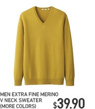EFM V NECK SWEATER