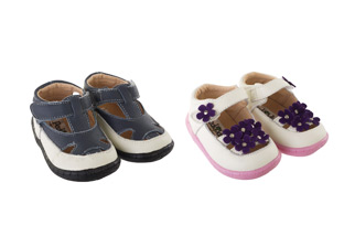 Pedoodles Baby Shoes