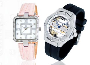 Burgmeister Watches for Him & Her, Made in Germany